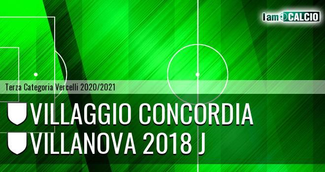 Villaggio Concordia - Villanova 2018 J
