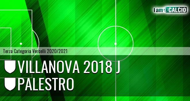 Villanova 2018 J - Palestro