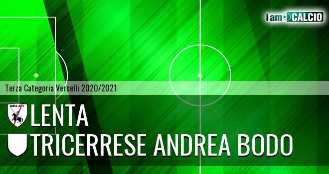 Lenta - Tricerrese Andrea Bodo