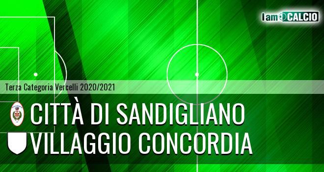 Città di Sandigliano - Villaggio Concordia