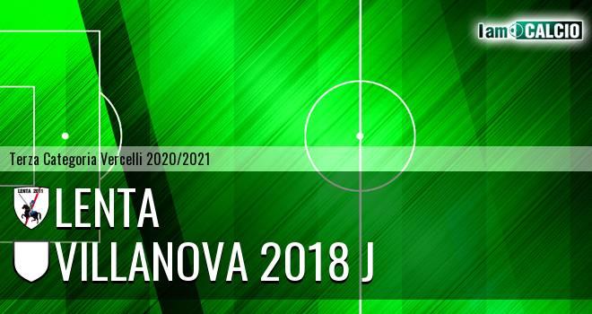 Lenta - Villanova 2018 J
