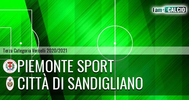 Piemonte Sport - Città di Sandigliano