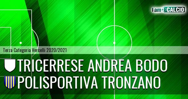 Tricerrese Andrea Bodo - Polisportiva Tronzano