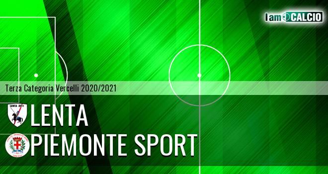 Lenta - Piemonte Sport