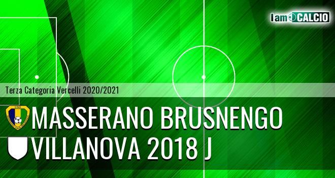 Masserano Brusnengo - Villanova 2018 J