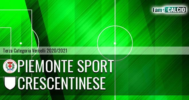 Piemonte Sport - Crescentinese