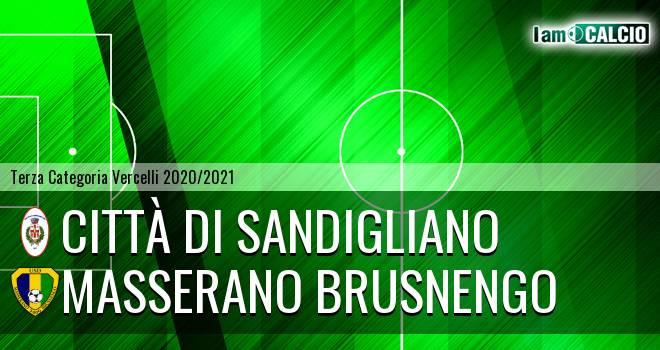 Città di Sandigliano - Masserano Brusnengo
