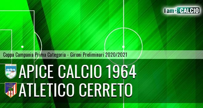 Apice Calcio 1964 - Atletico Cerreto
