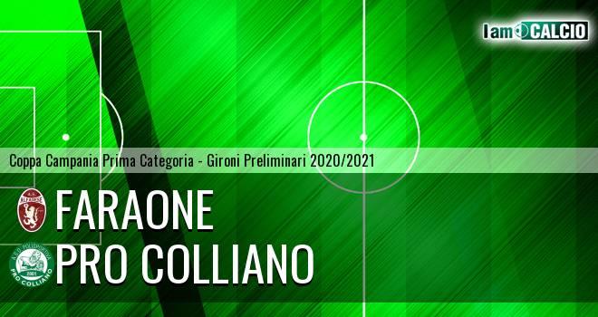 Faraone - Pro Colliano