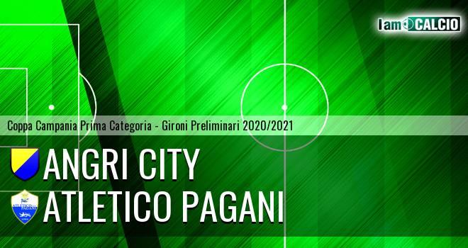 Angri City - Atletico Pagani