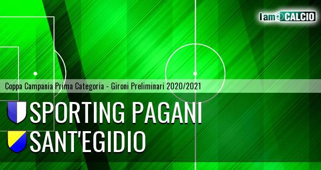Sporting Pagani - Sant'Egidio