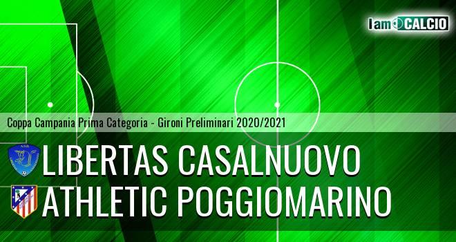 Libertas Casalnuovo - Athletic Poggiomarino