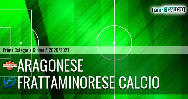 Aragonese - Frattaminorese Calcio