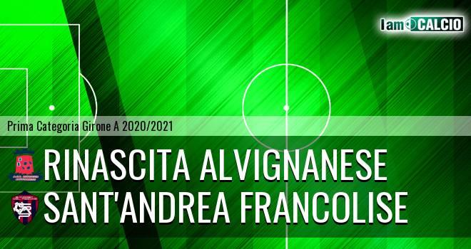 Rinascita Alvignanese - Sant'Andrea Francolise