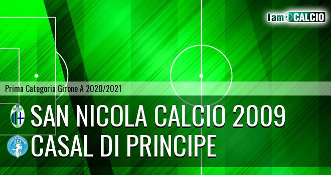 San Nicola Calcio 2009 - Casal di Principe