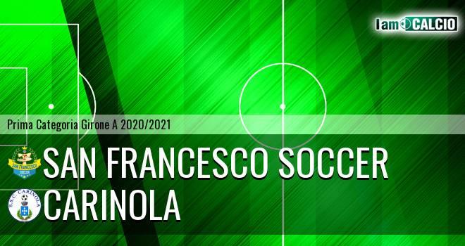San Francesco Soccer - Carinola
