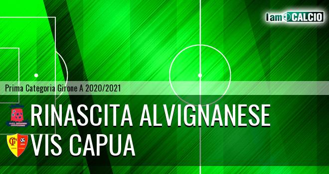 Rinascita Alvignanese - Vis Capua