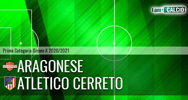 Aragonese - Atletico Cerreto