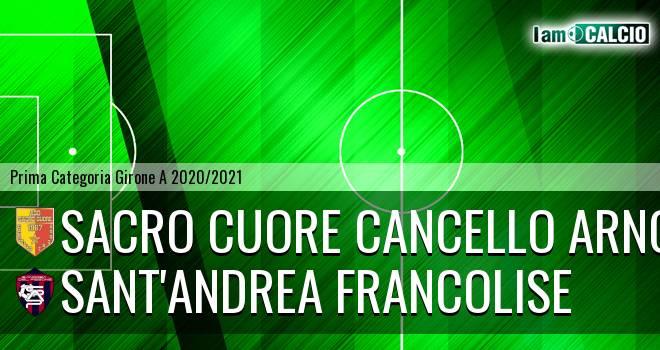 Sacro Cuore Cancello Arnone - Sant'Andrea Francolise