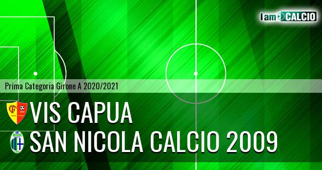 Vis Capua - San Nicola Calcio 2009