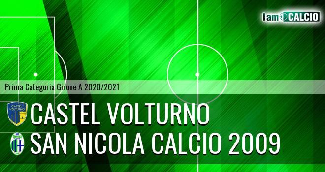 Castel Volturno - San Nicola Calcio 2009