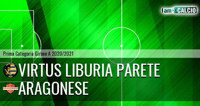 Virtus Liburia Parete - Aragonese