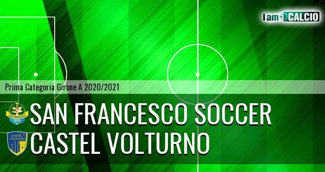 San Francesco Soccer - Castel Volturno