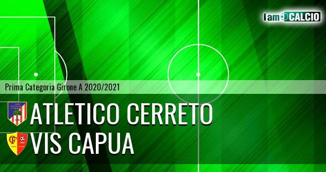 Atletico Cerreto - Vis Capua