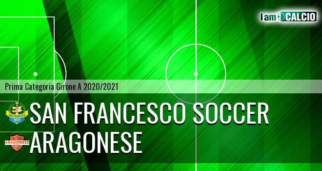 San Francesco Soccer - Aragonese