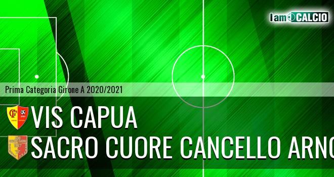 Vis Capua - Sacro Cuore Cancello Arnone