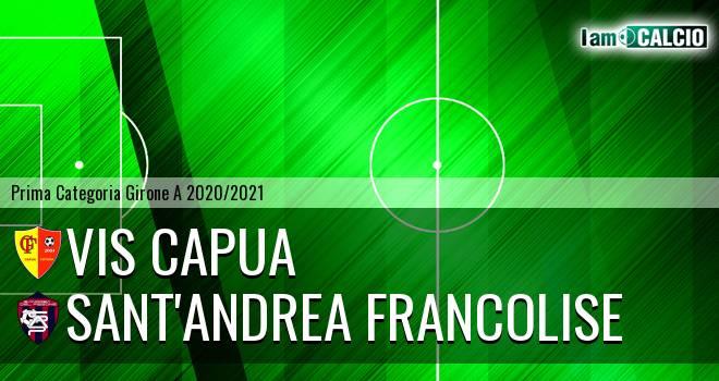 Vis Capua - Sant'Andrea Francolise