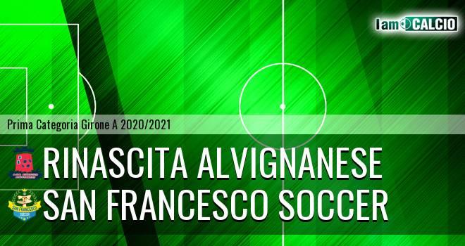 Rinascita Alvignanese - San Francesco Soccer