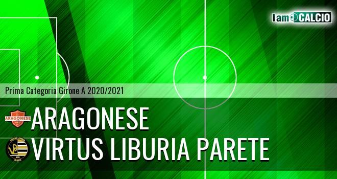 Aragonese - Virtus Liburia Parete