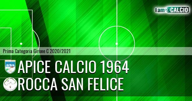 Apice Calcio 1964 - Rocca San Felice