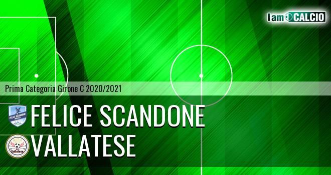 Felice Scandone - Vallatese