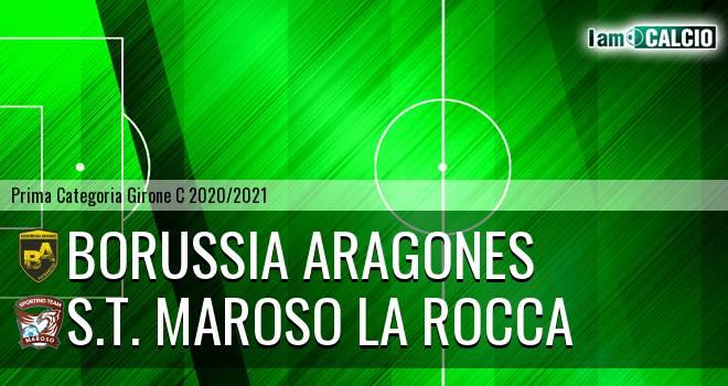 Borussia Aragones - S.T. Maroso La Rocca