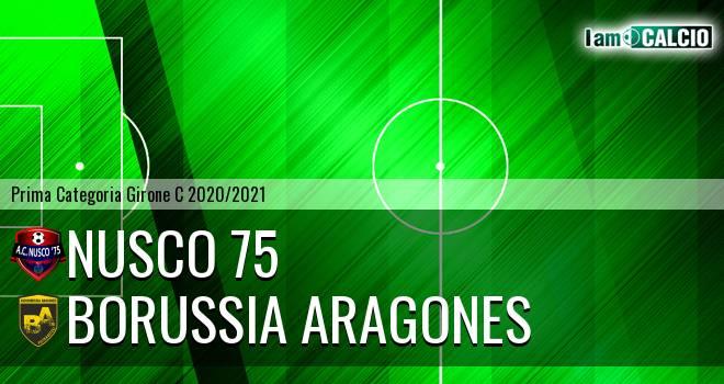 Nusco 75 - Borussia Aragones