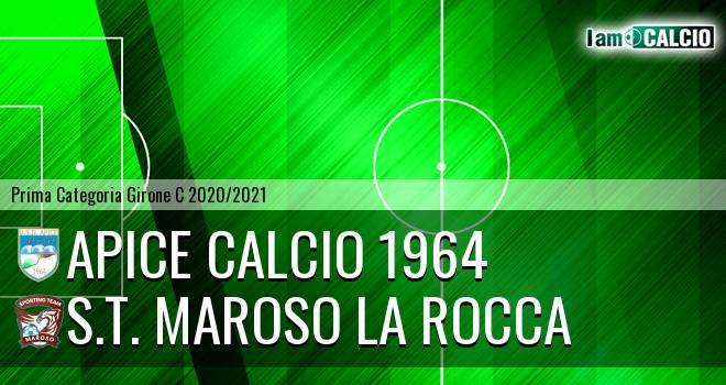 Apice Calcio 1964 - S.T. Maroso La Rocca
