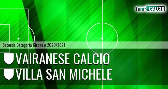 Vairanese Calcio - Villa San Michele