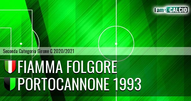 Fiamma Folgore - Portocannone 1993