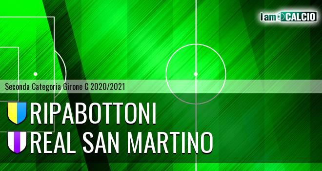 Ripabottoni - Real San Martino