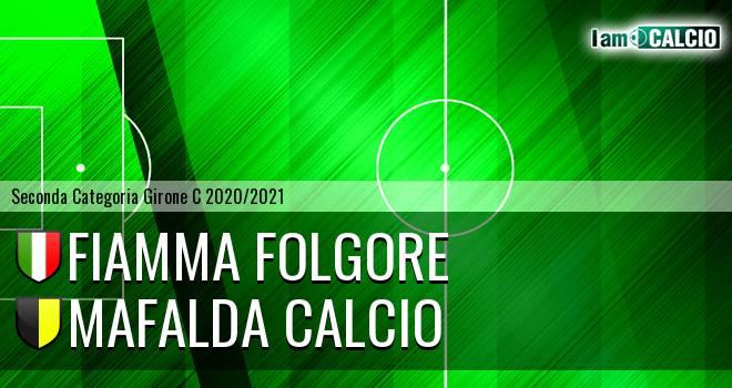 Fiamma Folgore - Mafalda Calcio