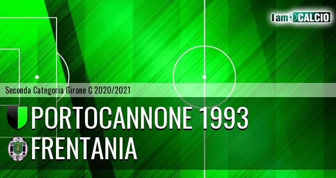 Portocannone 1993 - Frentania