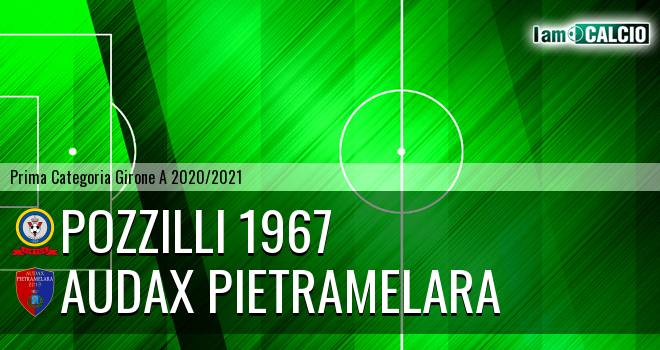 Pozzilli 1967 - Audax Pietramelara