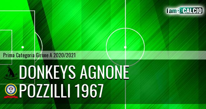 Donkeys Agnone - Pozzilli 1967