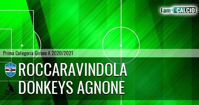 Roccaravindola - Donkeys Agnone