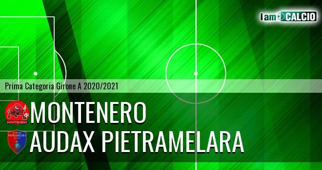 Montenero - Audax Pietramelara