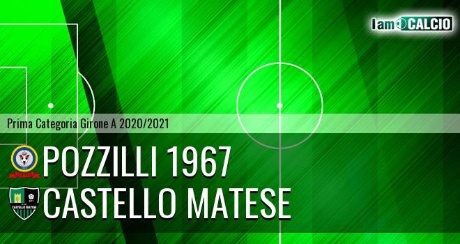Pozzilli 1967 - Castello Matese