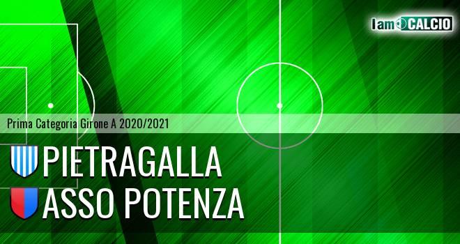 Pietragalla - Asso Potenza