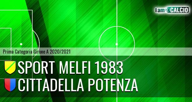 Sport Melfi 1983 - Cittadella Potenza